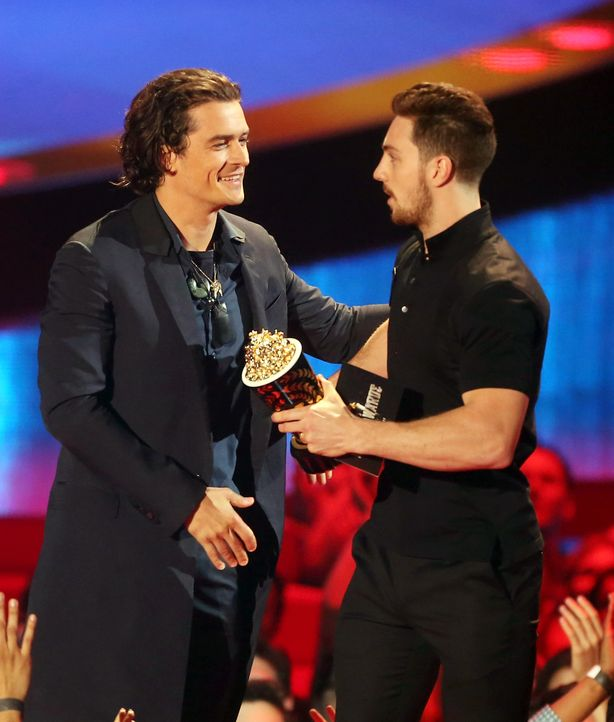 MTV-Movie-Awards-Orlando-Bloom-140313-getty-AFP - Bildquelle: getty-AFP