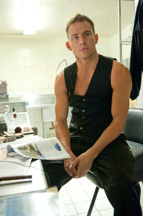 Eigentlich würde der angesehene Stripper Magic Mike (Channing Tatum) lieber kunstvolle Möbel schreinern, doch noch immer fehlt ihm dazu das nötige K... - Bildquelle: 2012 The Estate of Redmond Barry LLC. All rights reserved