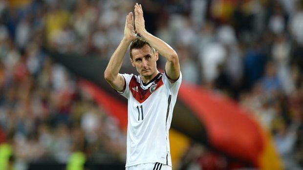 Miroslav Klose - Bildquelle: 2014 Getty Images