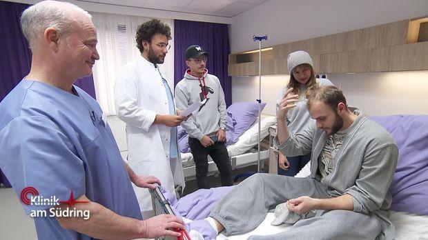 Klinik Am Südring - Klinik Am Südring - Skater Mit Haarausfall