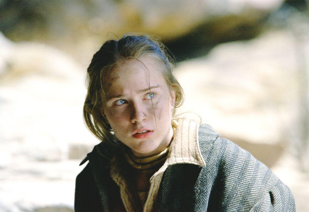 Maggies ältere Tochter Lilly (Evan Rachel Wood) empfindet das karge Leben auf dem Bauernhof langweilig und öde. Das geschäftige Treiben der nahen St... - Bildquelle: 2004 Sony Pictures Television International. All Rights Reserved.
