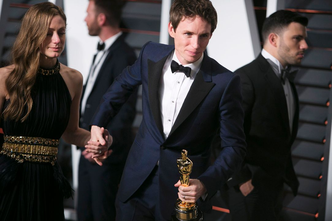 Oscars-Vanity-Fair-Party-Eddie-Redmayne-150222-AFP - Bildquelle: AFP