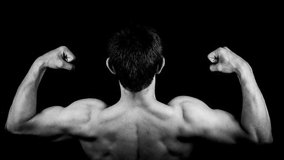 Mann-Muskeln-Rücken - Bildquelle: Pixabay