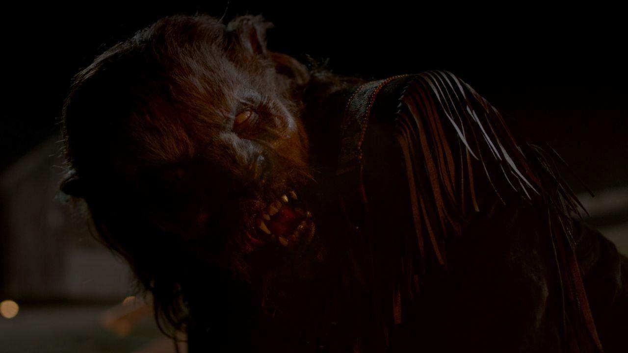 Nach zahlreichen Albträumen und Wutanfällen entdeckt Cyaden (Lucas Till), was hinter seinem merkwürdigen Verhalten steckt: Er ist ein Werwolf. Verfo... - Bildquelle: SQUAREONE ENTERTAINMENT GMBH