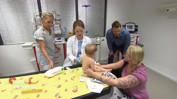 Klinik Am Südring - Die Familienhelfer - Klinik Am Südring - Die Familienhelfer - Alleinerziehend Mit Mann