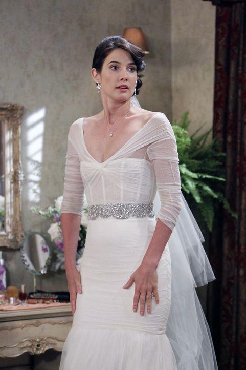 Ihr großer Tag steht bevor: Robin (Cobie Smulders) ... - Bildquelle: 20th Century Fox International Television