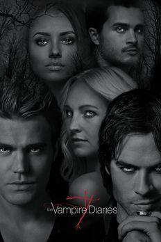 Vampire Diaries - (7. Staffel) - Vampire Diaries - Artwork - Bildquelle: Warn...