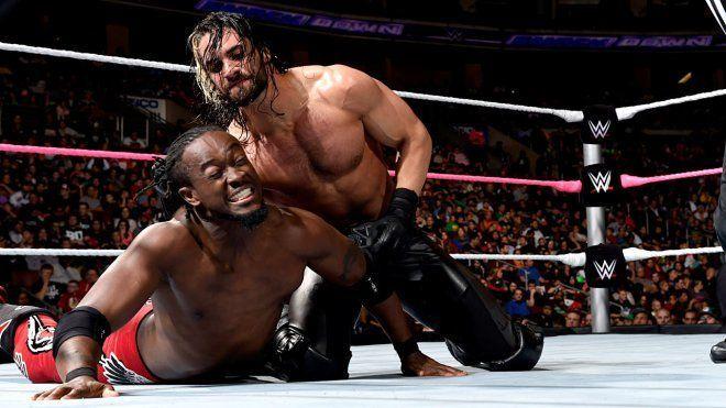 SmackDown vom 11. Oktober12
