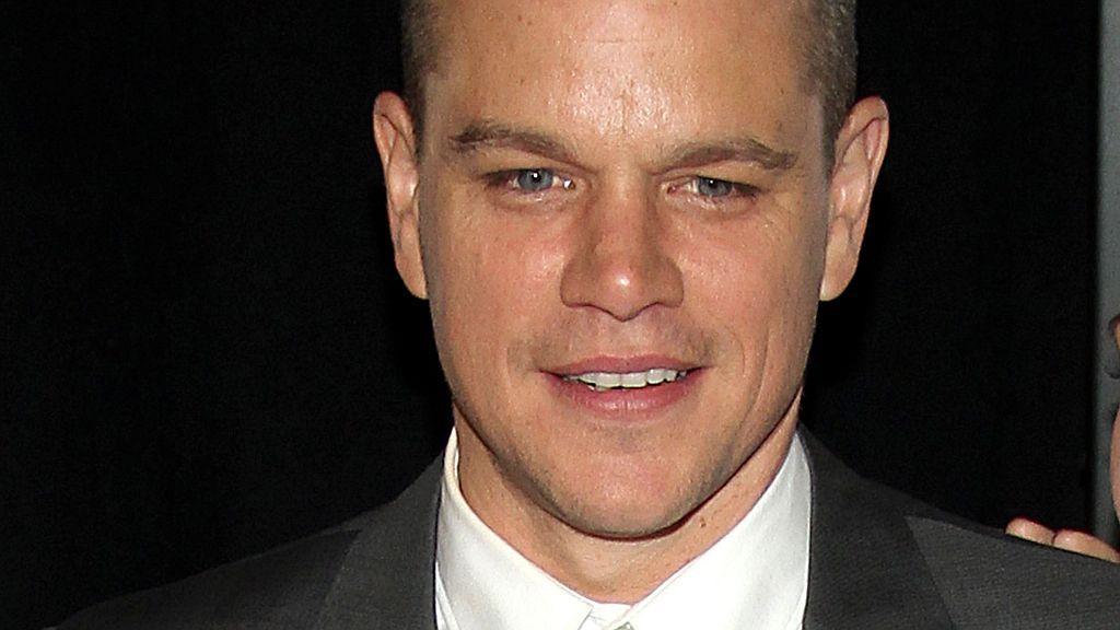 Matt Damon - Bildquelle: HRC/WENN.com