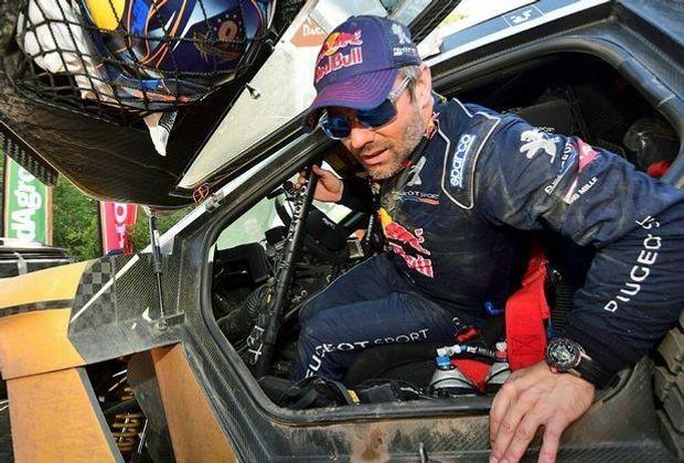 Stéphane Peterhansel gewinnt erneut die Rallye Dakar