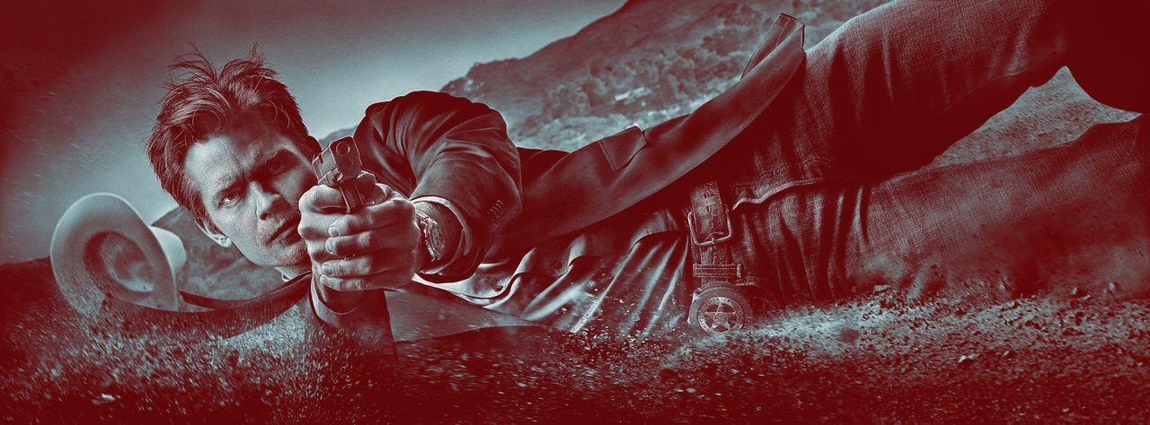 (2. Staffel) - Seine Art der Verbrechensbekämpfung bringt Marshal Raylan Givens (Timothy Olyphant) immer wieder an den Rand der Legalität ... - Bildquelle: 2011 Sony Pictures Television Inc. and Bluebush Productions, LLC. All Rights Reserved.
