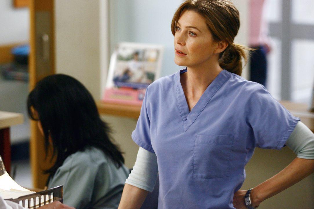 Das turbulente erste Jahr liegt hinter Meredith (Ellen Pompeo) - endlich darf sie selbst Assistenzärzte anleiten ... - Bildquelle: Touchstone Television