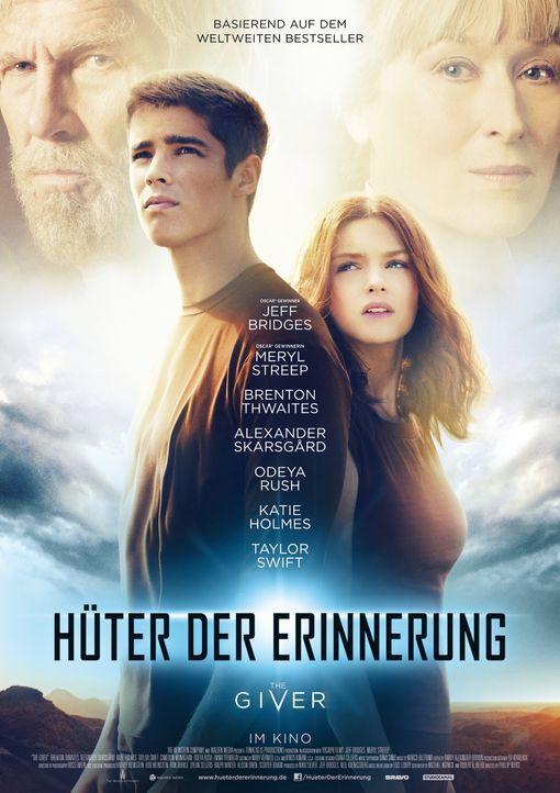 Hüter der Erinnerung - The Giver - Plakatmotiv - Bildquelle: 2014 The Weinstein Company LLC. All Rights Reserved.