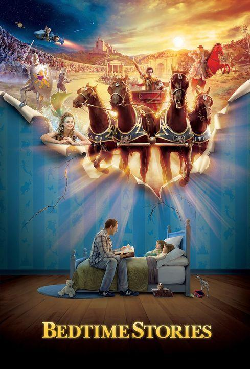 BEDTIME STORIES - Plakatmotiv - Bildquelle: Disney
