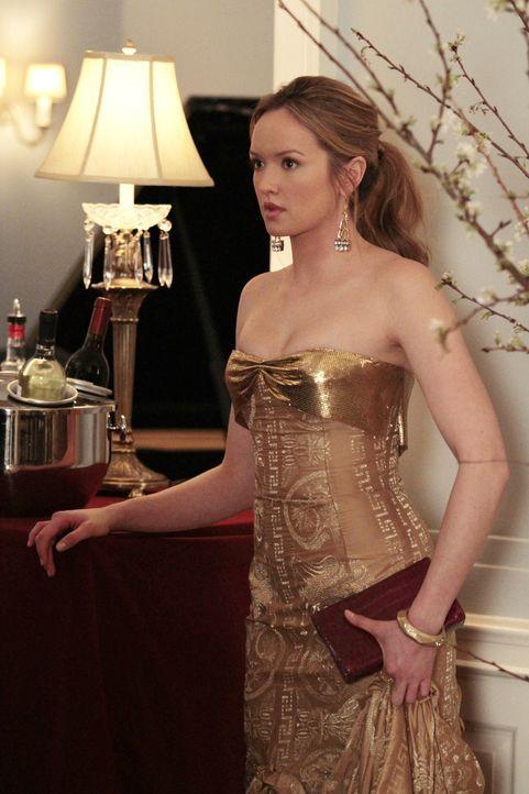 Serena macht sich große Sorgen um ihre Cousine Charlie (Kaylee DeFer) ... - Bildquelle: Warner Bros. Television