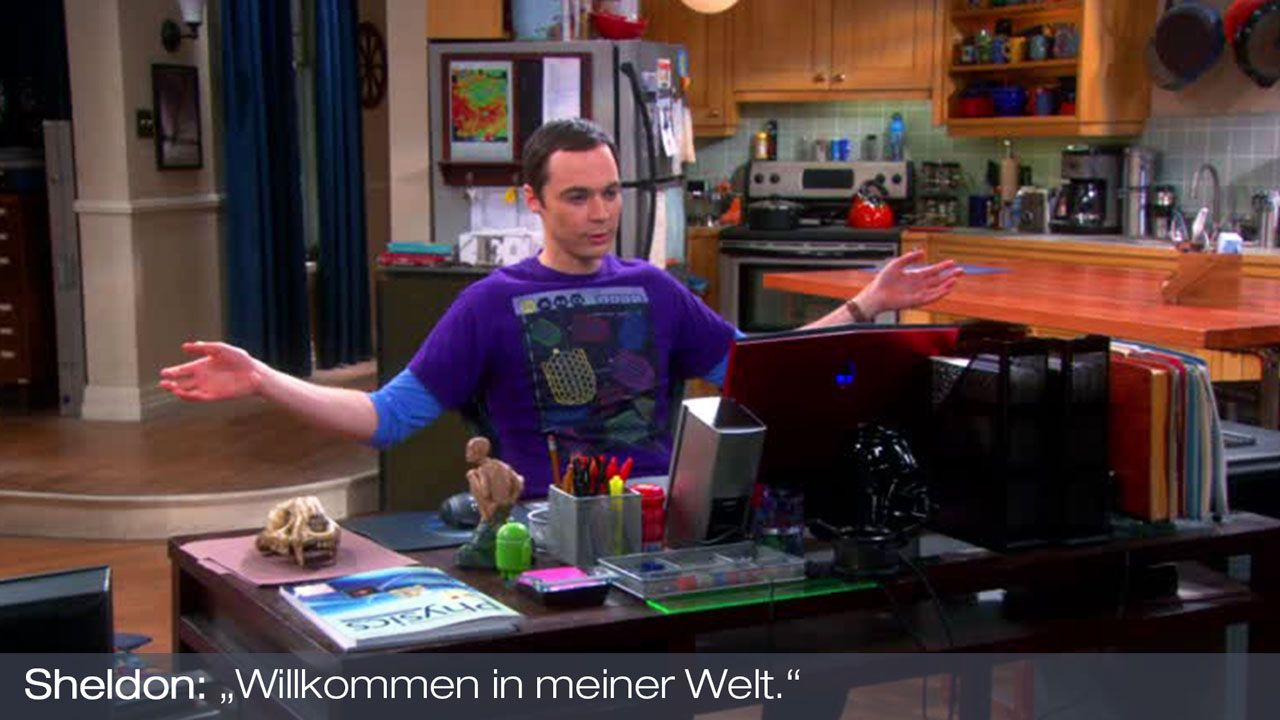 Staffel 6 Folge 17 - Zitat 9 - Bildquelle: Warner Bros. Television
