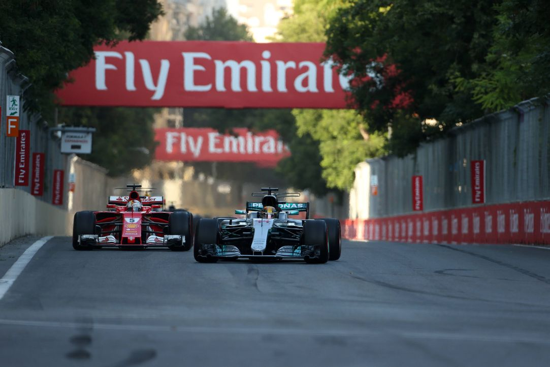 Die Ausraster von Sebastian Vettel - Bildquelle: imago/Crash Media Group