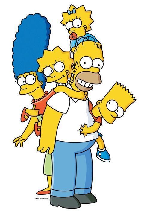 (18. Staffel) - Die Simpsons sind eine nicht alltägliche Familie: (v.l.n.r.) Marge, Lisa, Homer, Maggie und Bart ... - Bildquelle: 2007FOX BROADCASTING