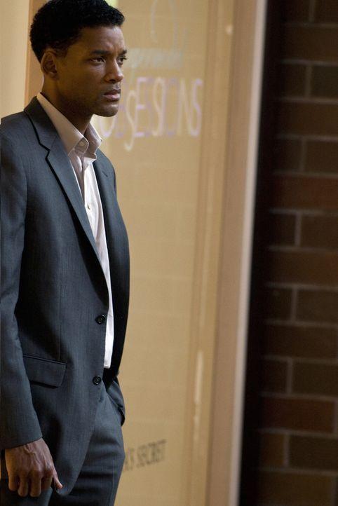 """""""In sieben Tagen erschuf Gott die Welt. Meine zerstörte ich in sieben Sekunden."""" Deshalb will Ben Thomas (Will Smith) das Leben sieben fremder Mens... - Bildquelle: 2008 Columbia Pictures Industries, Inc. and Beverly Blvd LLC. All Rights Reserved."""
