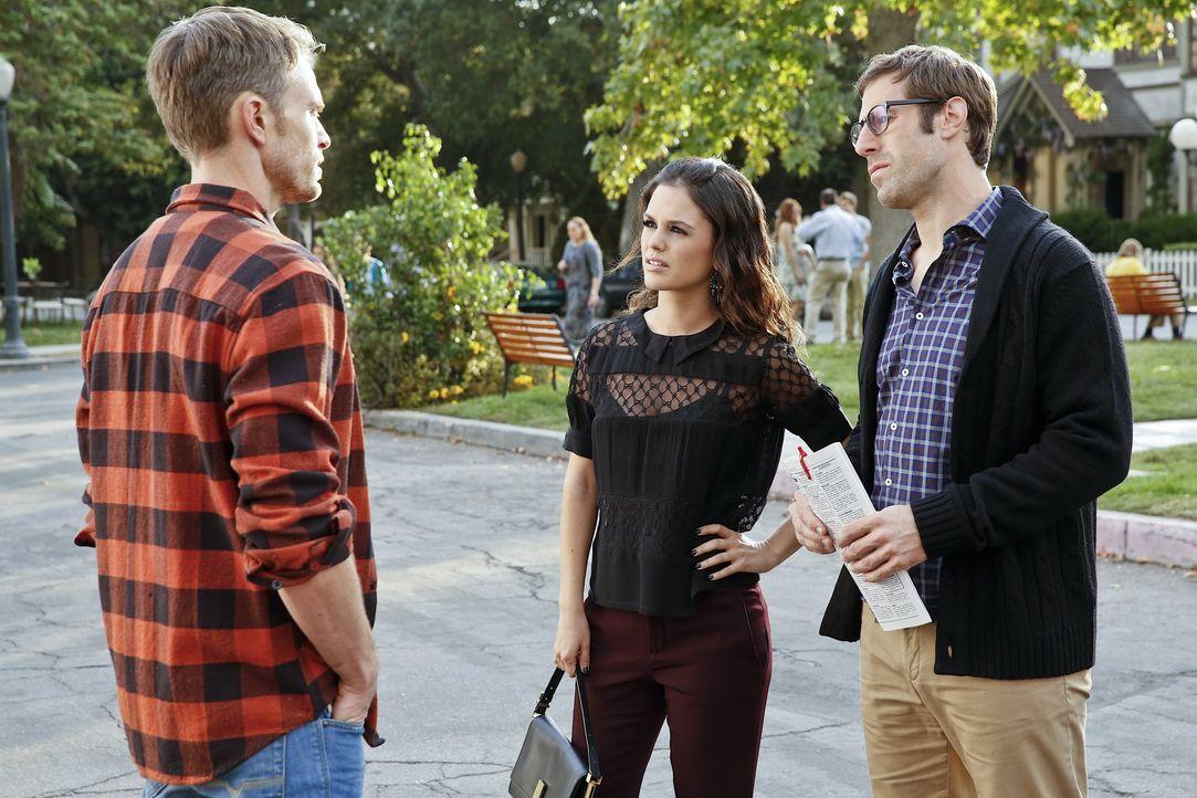 Staffel 3, Folge 11 - Zoe, Wade und Joel - Bildquelle: Warner Bros. Entertainment Inc.