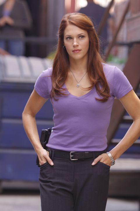 Macht sich Sorgen um Teresa, die unter Mordverdacht steht: Grace Van Pelt (Amanda Righetti) ... - Bildquelle: Warner Bros. Television