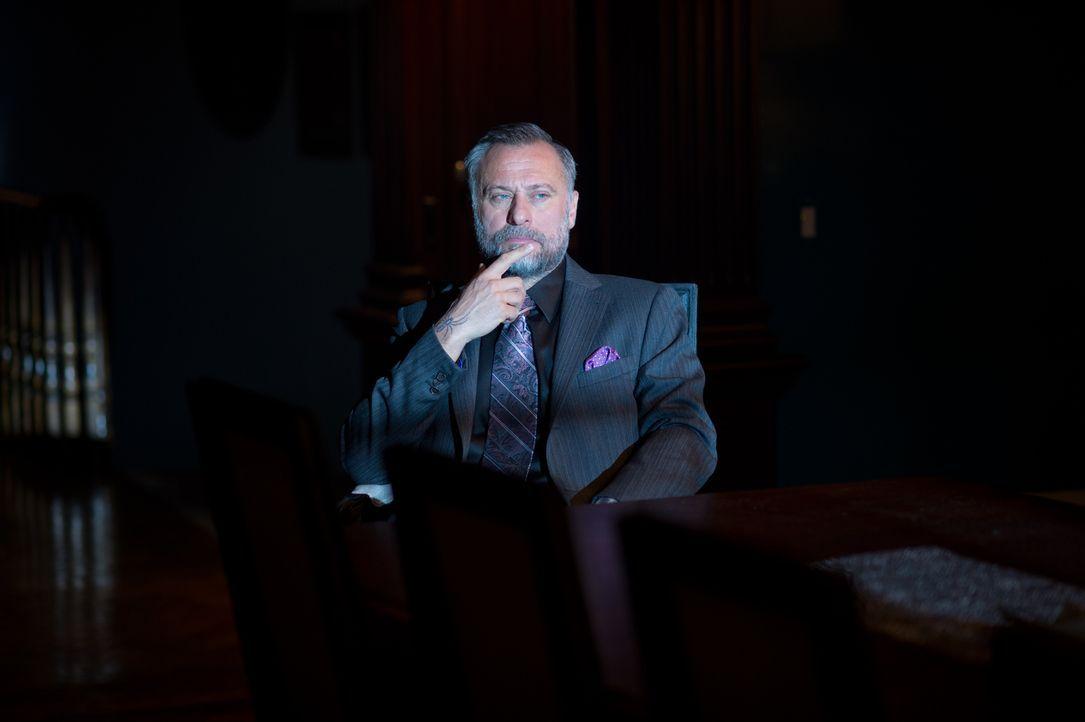 Viggo Tarasof (Michael Nyqvist) ist der Boss des gefährlichsten Gangstersyndikats von New York. Als eines Tages sein missratener Sohn einen kleinen... - Bildquelle: 2014 SUMMIT ENTERTAINMENT, LLC. ALL RIGHTS RESERVED.