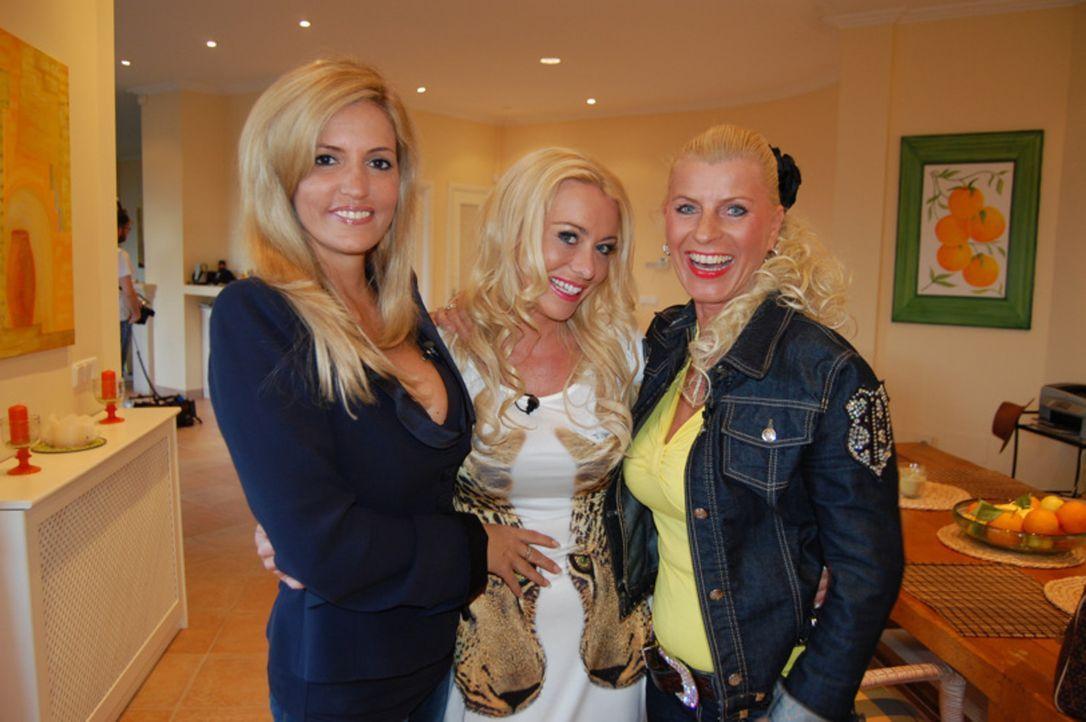 Die 4 Blondes auf sixx! - Bildquelle: sixx