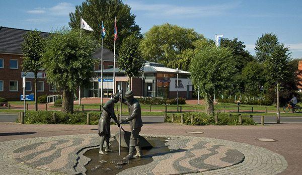 Vier Ortsteile - Bildquelle: Tourismuszentrale Sankt Peter-Ording