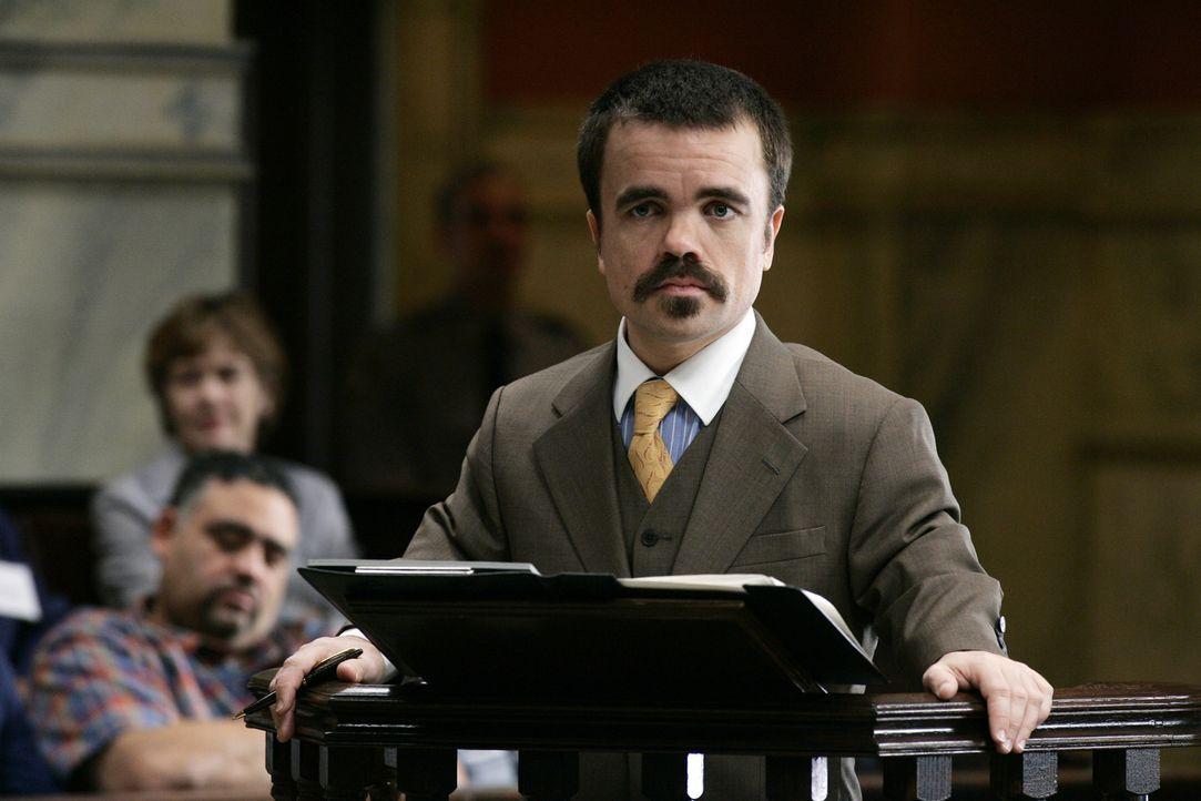Nachdem Jack DiNorsio ihn als seinen Anwalt entlassen hat, verteidigt Ben Klandis (Peter Dinklage) nur noch 19 Mitglieder des Mafia-Clans. Kann er e... - Bildquelle: 2006 Yari Film Group Releasing, LLC