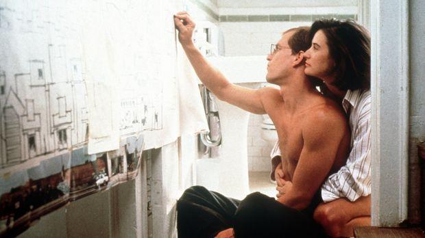 Diana (Demi Moore, r.) und David (Woody Harrelson, l.) sind glücklich verheir...