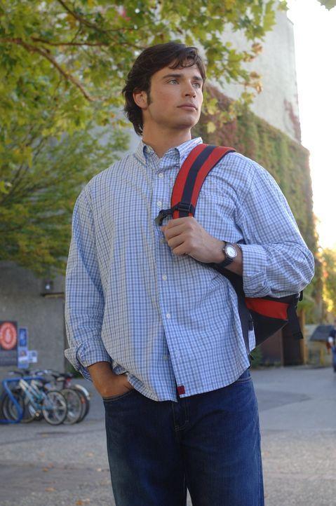 Clark (Tom Welling) ist ratlos: Wie kann er nur seine Mutter retten, die droht an einer Krankheit zu sterben? - Bildquelle: Warner Bros.