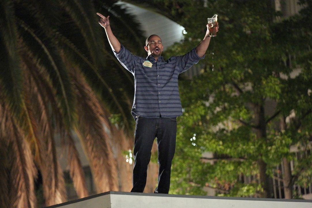 Kann Coach (Damon Wayans Jr.) wirklich einschätzen, wie viel Alkohol er verträgt? - Bildquelle: 2014 Twentieth Century Fox Film Corporation. All rights reserved.
