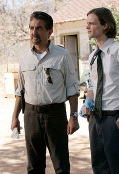 Criminal Minds - Das Team wird mit einem neuen Fall beauftragt: Angela Miller...
