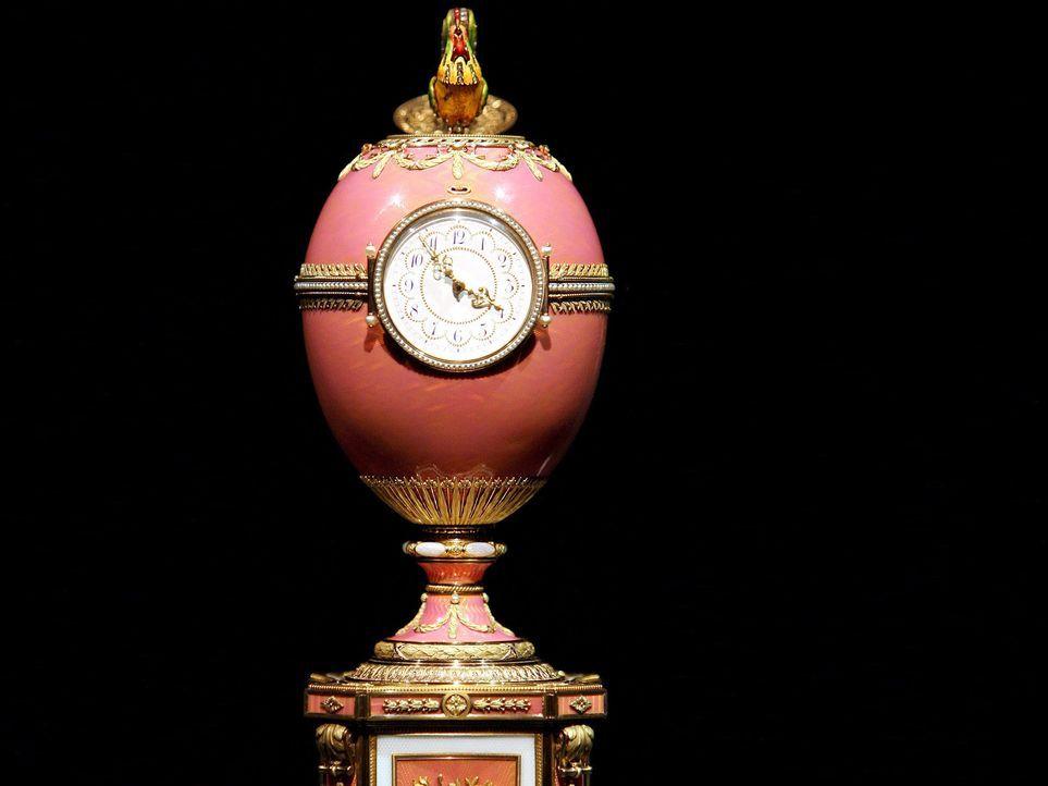 Eier-Faberge-Rothschild-dpa - Bildquelle: dpa