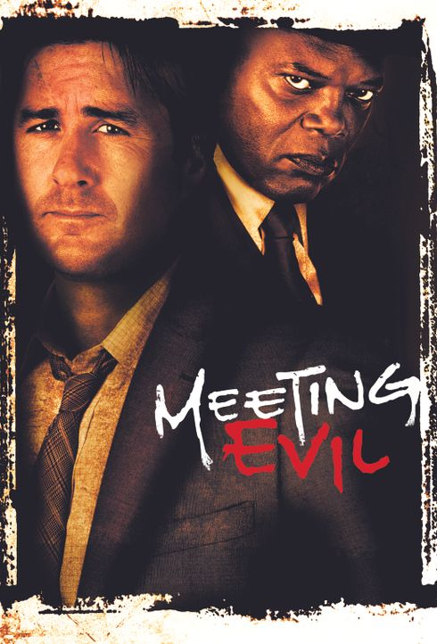 MEETING EVIL - Artwork - Bildquelle: 2012 Twentieth Century Fox Film Corporation. All rights reserved. Not for sale or duplication.
