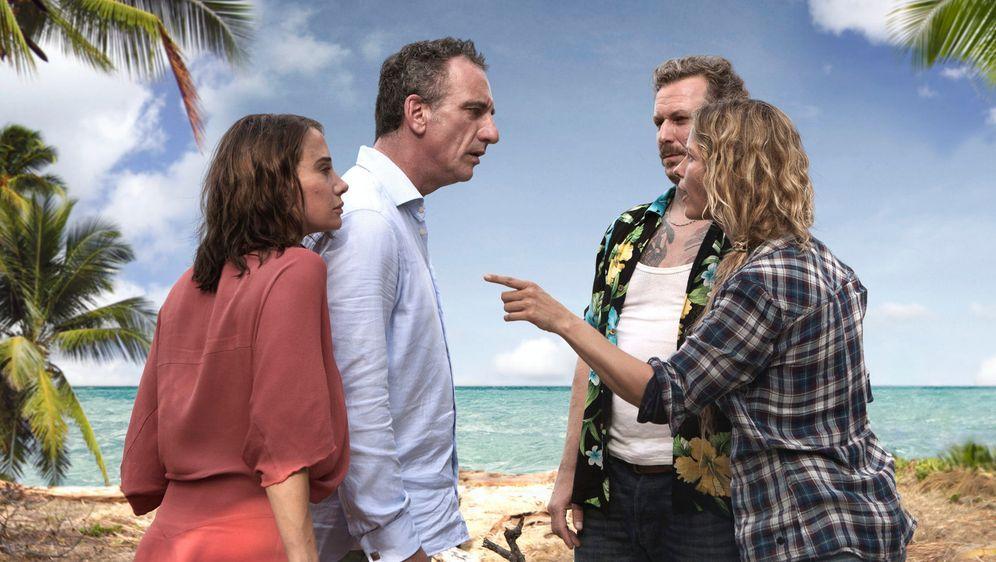 Zwei Familien auf der Palme - Bildquelle: Amaury Bouchet SAT.1