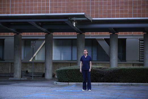 Grey's Anatomy - Trifft eine lebensverändernde Entscheidung: Meredith (Ellen...