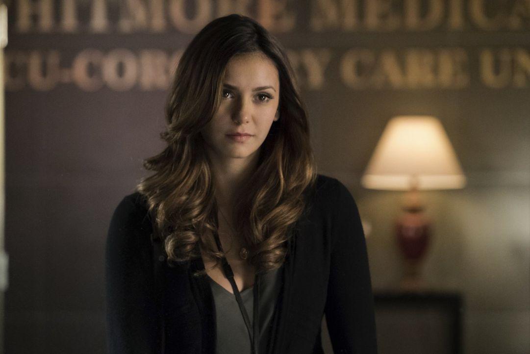 Wie weit werden Elena (Nina Dobrev) und Damon gehen, um Sheriff Forbes zu retten? - Bildquelle: Warner Bros. Entertainment, Inc