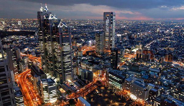 Shinjuku - Bildquelle: dpa