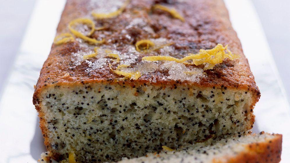 Mohnkuchen Mit Orangenschale Rezept