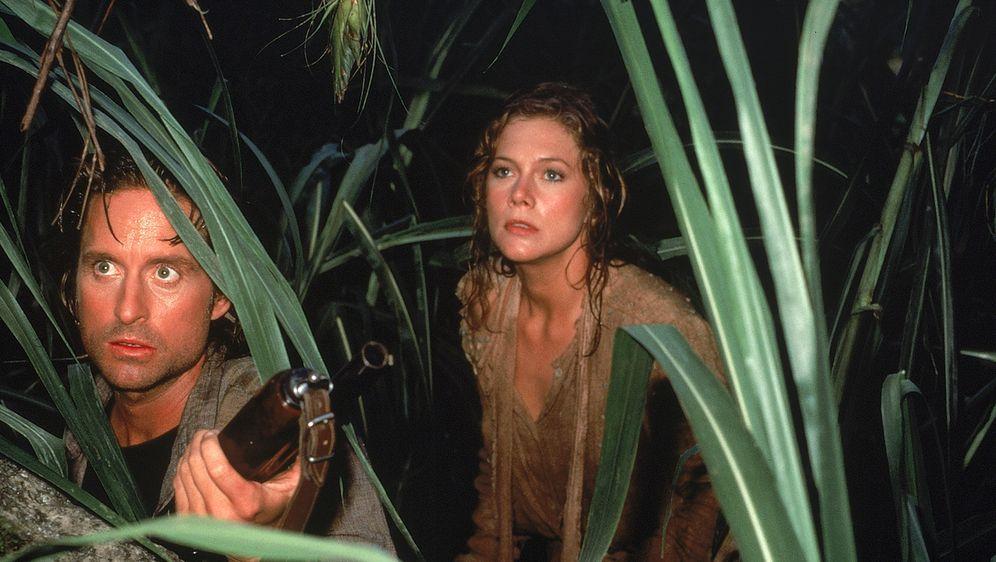 Auf der Jagd nach dem grünen Diamanten - Bildquelle: 1984 Twentieth Century Fox Film Corporation.  All rights reserved.