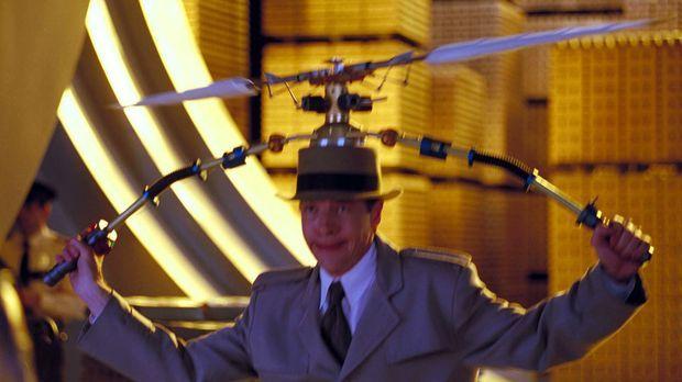 Erste Flugversuche: Inspector Gadget (French Stewart) ... © Walt Disney Pictures