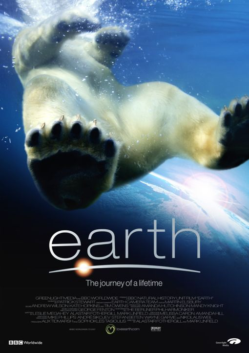 Unsere Erde - Plakatmotiv - Bildquelle: Earth   BBC Worldwide Ltd 2007