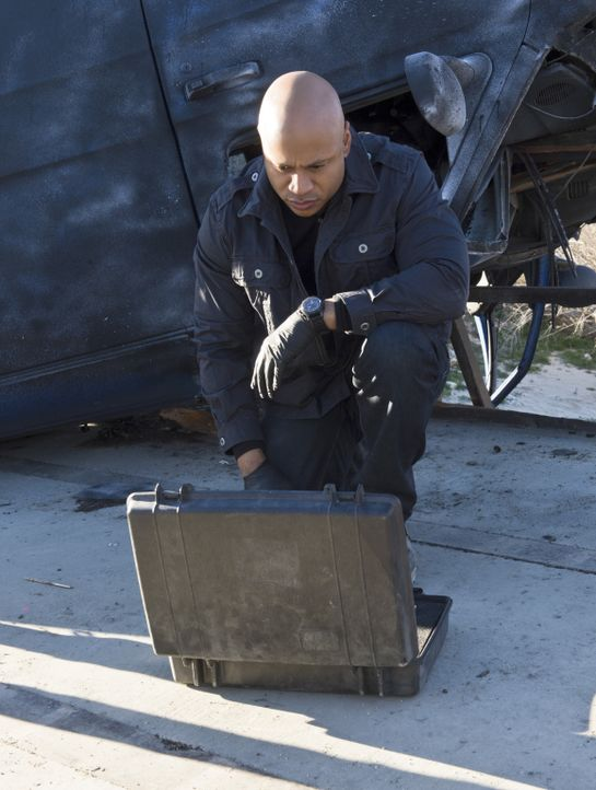 Sam (LL Cool J) und seine Kollegen untersuchen einen Fall, bei dem drei FBI-Agenten nach der erfolgreichen Durchführung einer Undercover-Mission ums... - Bildquelle: CBS Studios Inc. All Rights Reserved.
