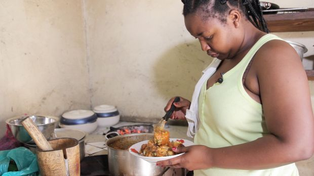 Rindfleisch Eintopf kolonial aus Ostafrika