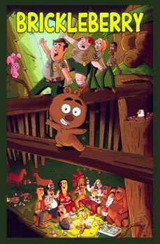 Brickleberry - (3. Staffel) - Im Brickleberry Nationalpark ist immer was los...