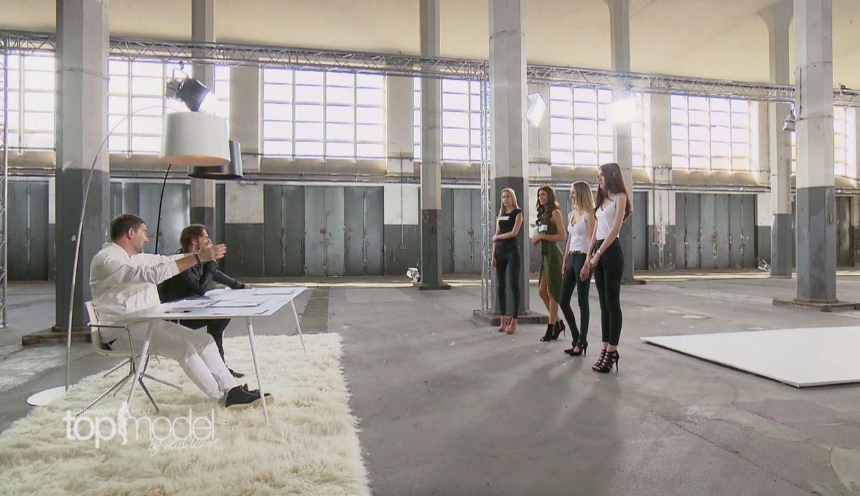 GNTM-S12-Sendung01-Casting-Muenchen16 - Bildquelle: ProSieben