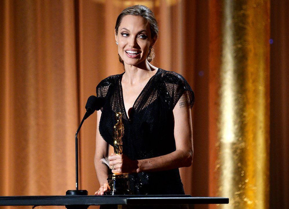 Governors-Awards-Angelina-Jolie-13-11-16-AFP - Bildquelle: AFP