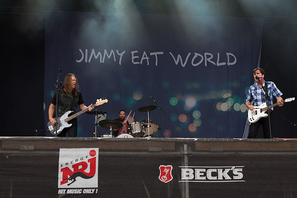 Jimmy Eat World_ (1) - Bildquelle: ProSieben