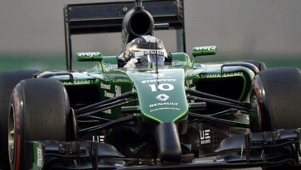 Formel 1 Caterham Hofft Auf Deal Wm 2015 Mit 2014er Autos Ran
